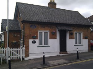 Gatekeeper's Lodge, Chingford