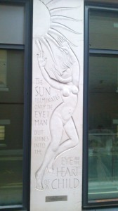 Mayfair Sun Sculpture