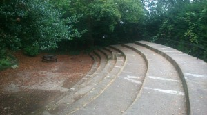 Greek Theatre, Woodford County High School for Girls