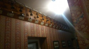 Servants' bells, Purbeck House Hotel