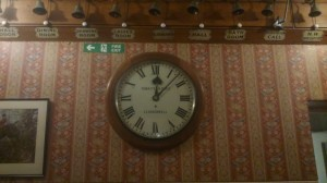 Thwaites and Reed Clock,
