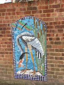 New mosaic art by Artyface