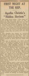 Dundee Evening Telegraph 18 January 1944