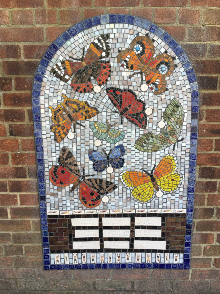 Artyface mosaic