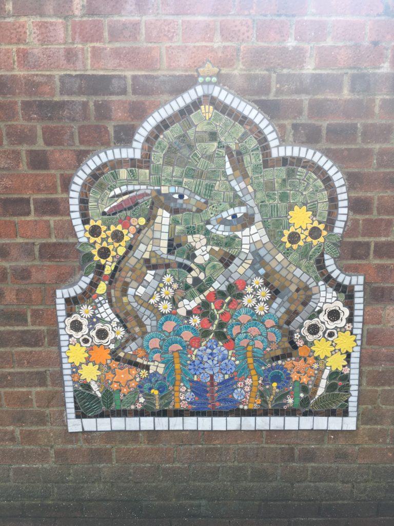 Artyface mosaics