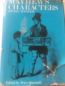 Mayhew's Characters book